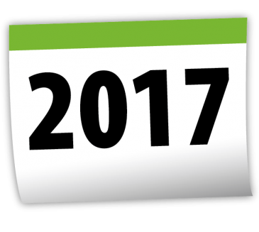 Calendar competitional 2017