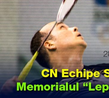 Campionatul National pe Echipe Seniori Elite si Memorialul Lepadatu U13
