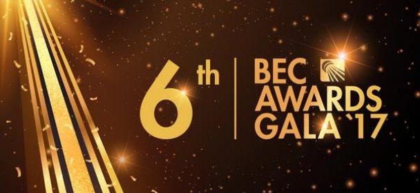 Castigatorii BEC Awards 2017