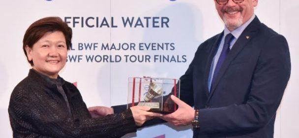 Parteneriat BWF – Elo Water