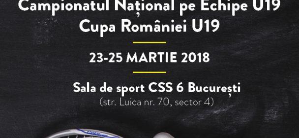 Campionatul National pe Echipe U19 si Cupa Romaniei U19