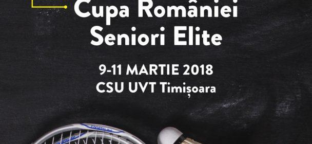 Cupa Romaniei Seniori Elite