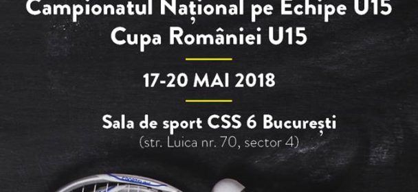 Campionatul National pe Echipe U15 / Cupa Romaniei U15