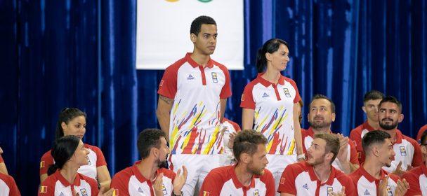 Badminton la Jocurile Europene 2019!
